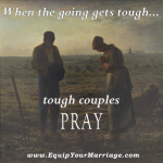 Prayer has the power to transform your marriage.