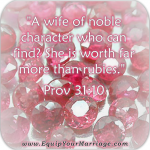 Be thankful for the Proverbs 31 women in your life.