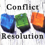 Conflict resolution can be tricky
